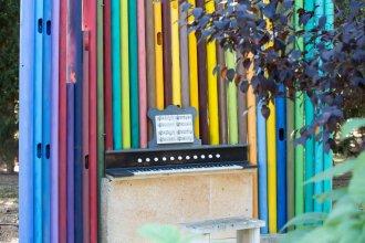 Отель Es Revellar Art Resort