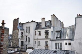 Cosy 1 Bedroom Flat in Paris With Terrace