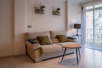 Modern 3bed Apt Next to Madrid Airport, Near Metro