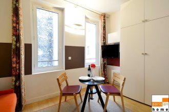 S02415 - Chic and Cozy Studio for 2 People, Near Montorgueil