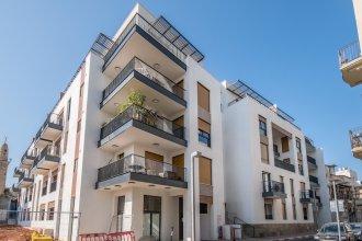 Stylish New 2BR Jaffa Near Setai Hotel