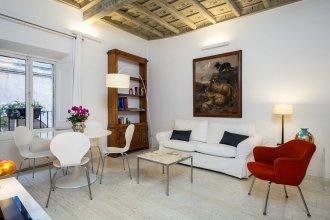 White Pantheon 1BR apartment