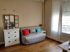 Apartment With 2 Bedrooms in Saint-denis, With Wonderful City View, Balcony and Wifi