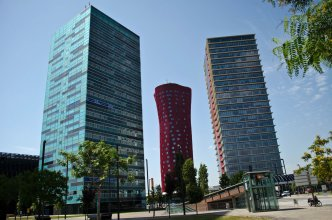 Apt. Fira Gran Via - Barcelona4Seasons