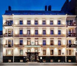 Отель DOM Boutique Hotel