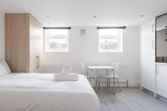 Studio Apartment In Central London