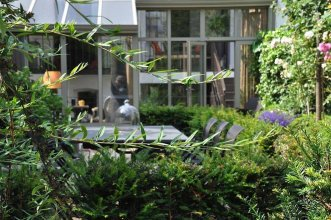 B&B Un Jardin en Ville