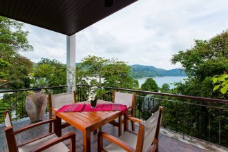 Kata Gardens Penthouse Seaview with Pool 8C