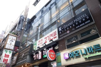 K-Grand Hostel Myeongdong