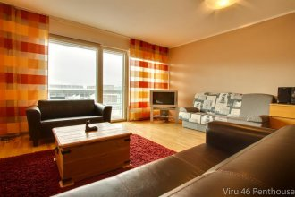 Daily Apartments - Viru Penthouse with balcony