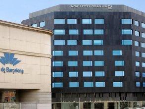 Отель Ayre Gran Via