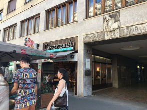 City-center Hoher Markt