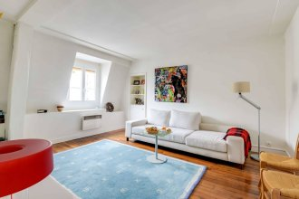 Comfy Apartment for 2 in Gare du Nord