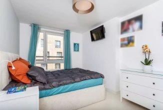 1 Bedroom Flat in South London, Sleeps 4