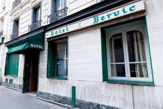 Отель Bervic Montmartre