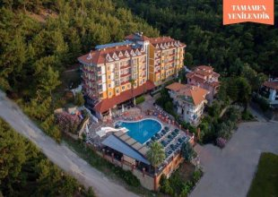 club seray forest suites