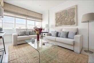 Modern 1 Bd Apartm Prime Location Next to Las Setas. Campana