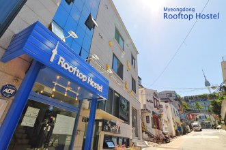 Myeongdong Rooftop Hostel