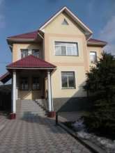 The Zhibek-Zholu Guest House