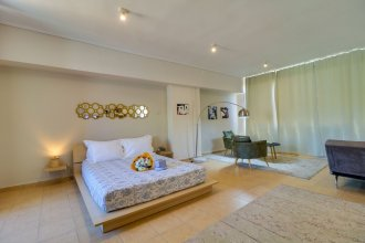 Ermou Acropolis View Loft at Syntagma Square by Living-Space.gr