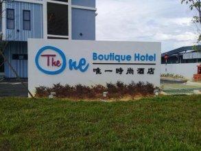 The One Boutique Hotel Sekinchan