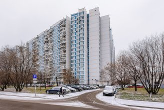 Domumetro Apartment on Varshavskoye