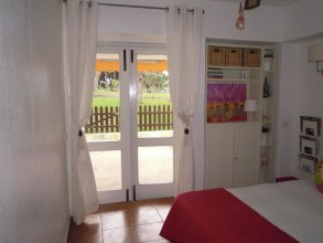 House With one Bedroom in Albufeira, With Pool Access, Furnished Garde