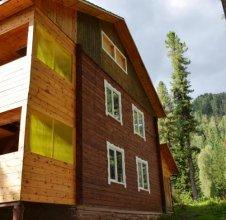 Green House at Teletskoye Lake