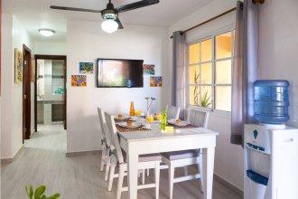 E101 Florisel - Apartment, Ocean View Los Corales