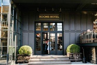 Отель Rooms Tbilisi