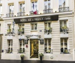 Ile De France Opera Hotel