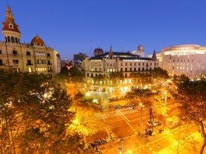 Centro Plaza Cataluna - Paseo De Gracia - Two Bdr