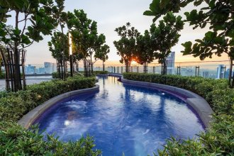 Modern & Cozy 2BR in Bukit Bintang