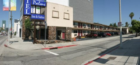 Hollywood Palms Inns & Suites