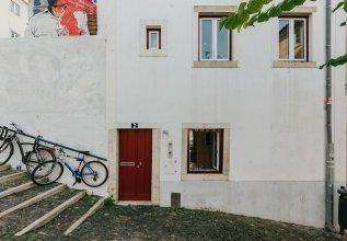 Rent4Rest Mouraria Lisbon Apartments
