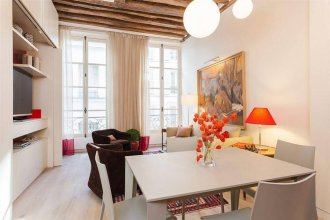 Bourbon Paris Apartment