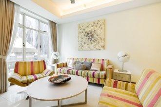 Lot 163 Suites at Kuala Lumpur City Centre