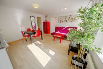 Hitrental Stauffacher Apartments