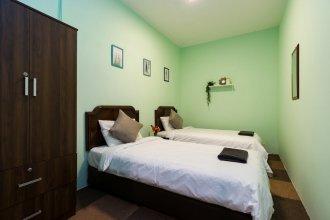 Lovely 4-bedroom Home in Brickfields, KL