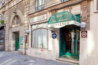 Des Arenes Hotel