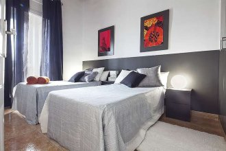 Bhm1-050 Chic And Spacious Apartment