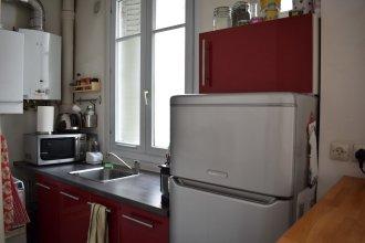 1 Bedroom Flat In Le Marais