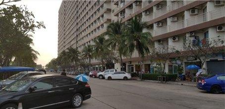 Jomtien Beach Condominium Jbc A3 Floor 12 Room 2728