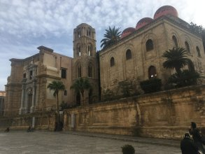 Apartment With one Bedroom in Palermo, With Wonderful City View, Furni