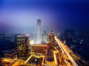 China World Summit Wing, Shangri-La Hotel