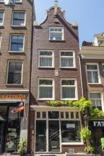 Guesthouse Citydrop, Amsterdam Flower Market