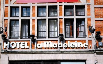 Madeleine Budget Rooms Grand Place