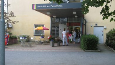 Hotell Mörby AB, Patienthotell
