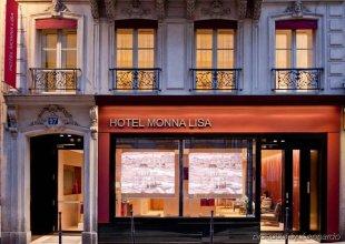 Monna Lisa Champs Elysées