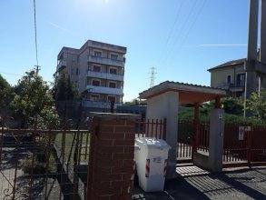 Studio in Voghera, With Wonderful City View and Furnished Terrace